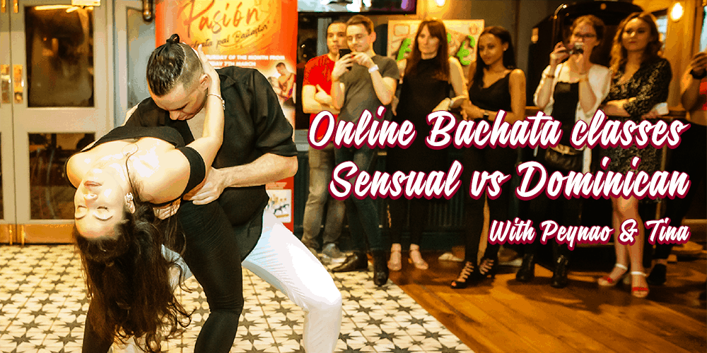 Online Bachata Classes every Monday