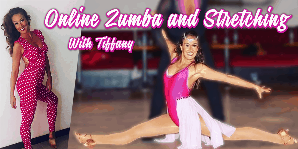 Zumba and Stretching Classes with Tiffany